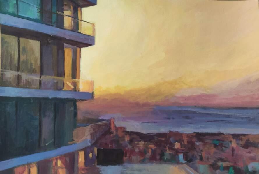 Artmajeur : View-Sunset2020