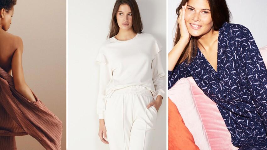 """Et si on adoptait un joli """"pyjama de jour"""" ? Nos coups de cœur pour cocooner chic !"""