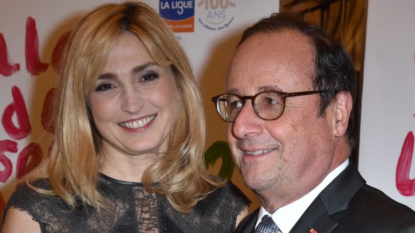 François Hollande et Julie Gayet affichent leur amour : le selfie qui dérange
