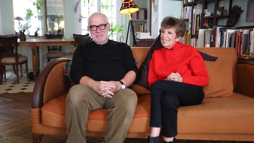 Catherine Laborde évoque avec émotion le soutien précieux de son mari Thomas Stern face à la maladie - VIDEO