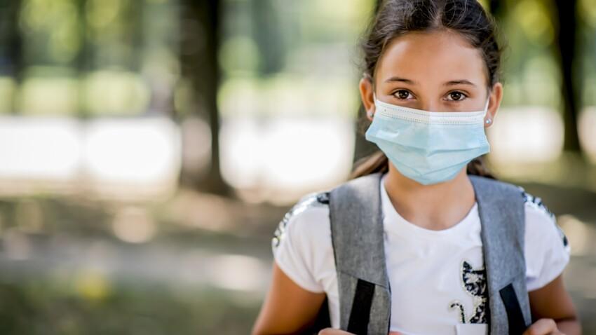 Covid-19 : le nombre de contaminations continue de progresser chez les enfants