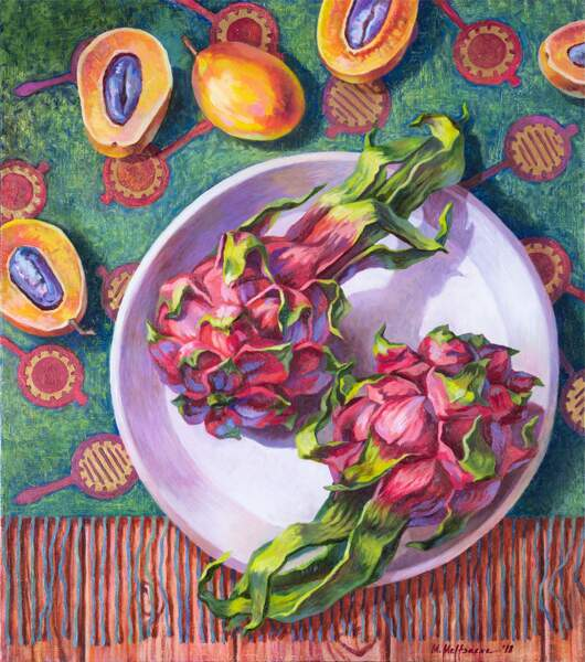 Artmajeur : Tropical breakfast