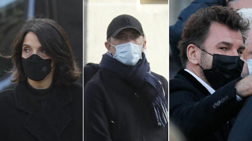 Florence Foresti, Gad Elmaleh, Michaël Youn… Les stars réunies pour les obsèques de Cyril Colbeau-Justin - PHOTOS