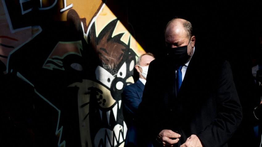 """Éric Dupond-Moretti, le """"King Kong tenu en laisse"""" de la politique ?"""