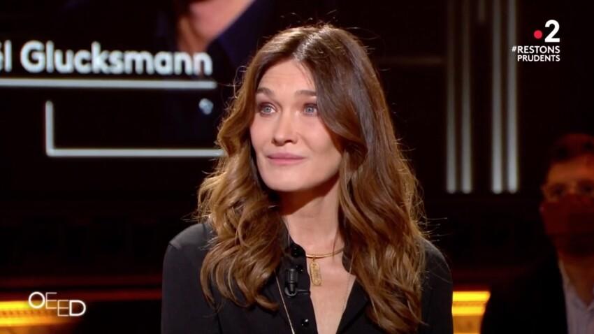 Carla Bruni ne fête plus l'anniversaire de sa rencontre avec Nicolas Sarkozy : découvrez pourquoi