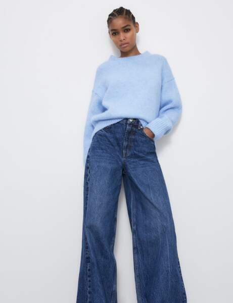 Nouveautés Zara : pull en maille