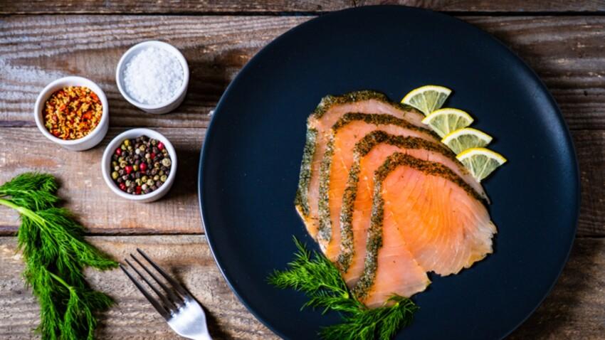 Comment faire du saumon fumé maison sans fumoir ?