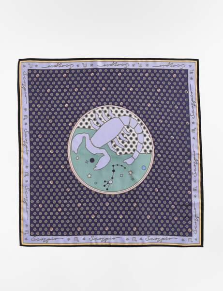 Nouveautés Zara : foulard