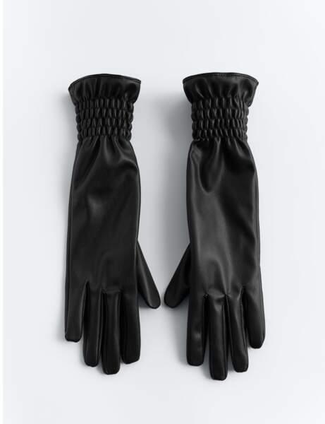 Nouveautés Zara : gants