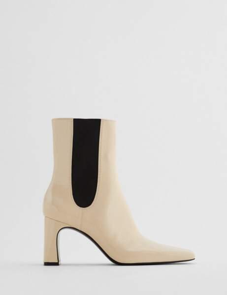 Nouveautés Zara : bottines à talons