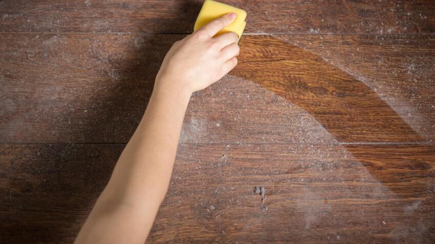 L'astuce géniale pour éliminer la poussière facilement (et sans effort)