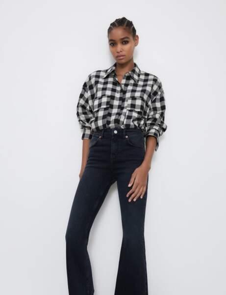 Nouveautés Zara : chemise