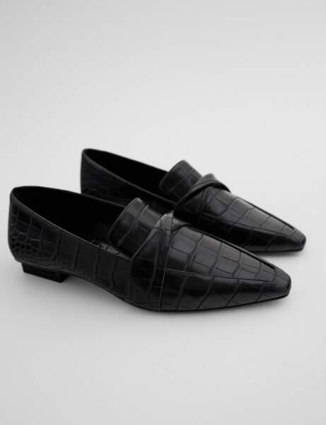 Nouveautés Zara : mocassins