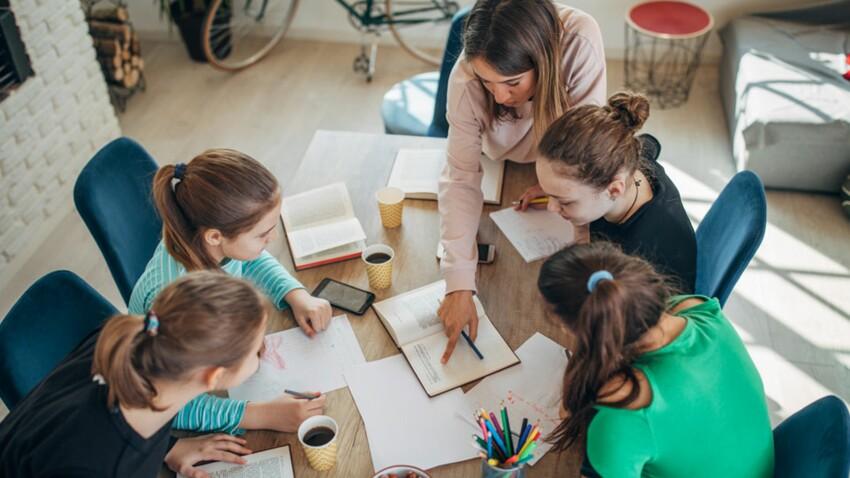 Supprimer l'école à la maison, la proposition qui fait débat