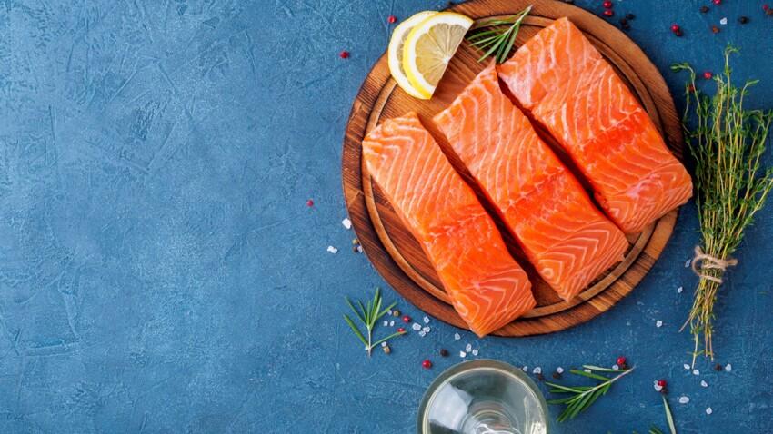 Comment savoir si mon saumon est (assez) cuit ?