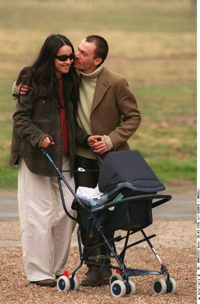 Florent Pagny et Azucena Caamano