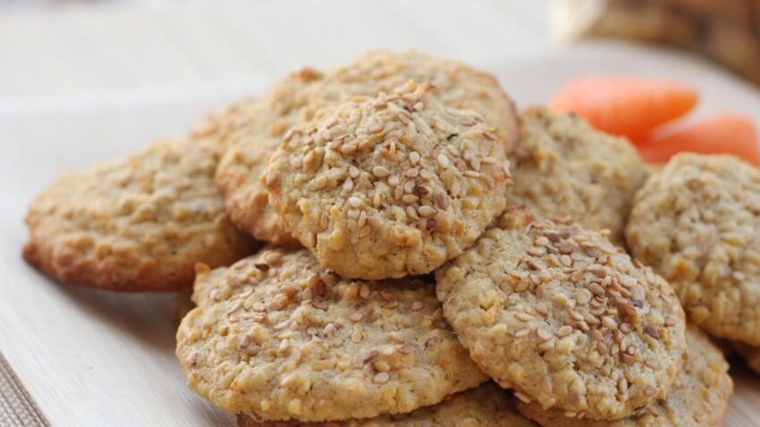 Cookies aux carottes