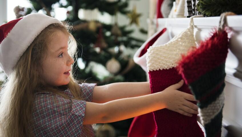 DIY Noël : des chaussettes personnalisées