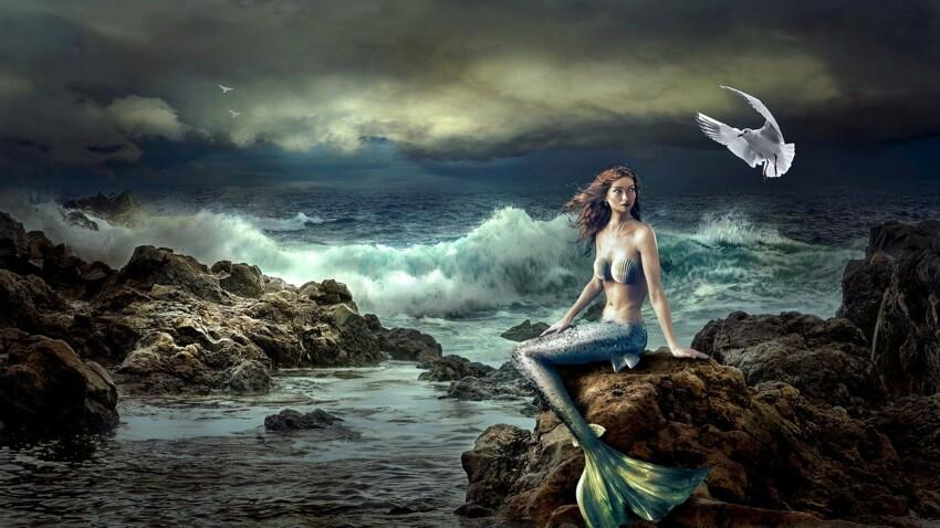 La sirène, une créature populaire
