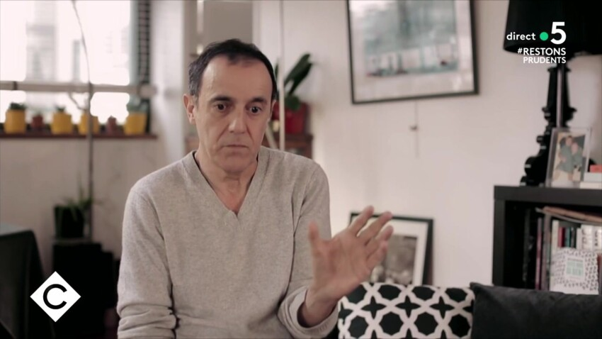 """""""Désossé, désincarné"""", Thierry Beccaro, enfant battu, il se confie sur sa relation avec son père"""