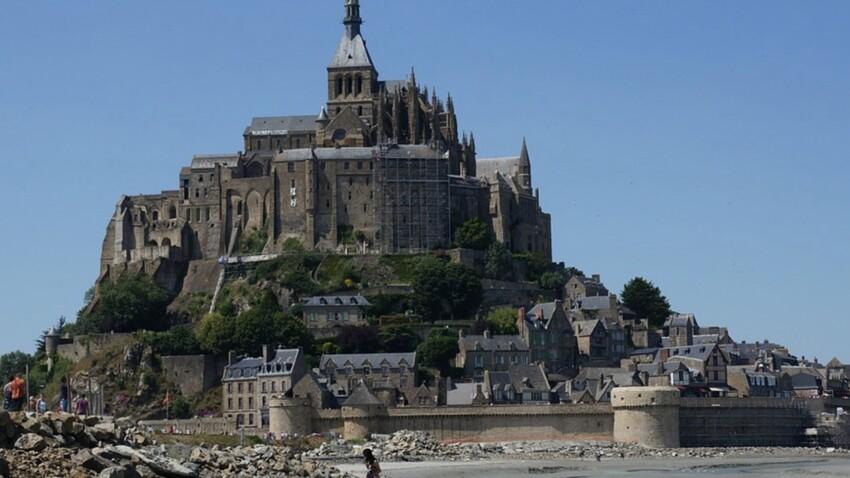 Zoom sur le Mont-Saint-Michel