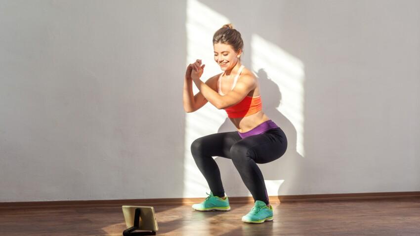 Sculpter ses cuisses : 3 exercices efficaces et rapides à faire à la maison