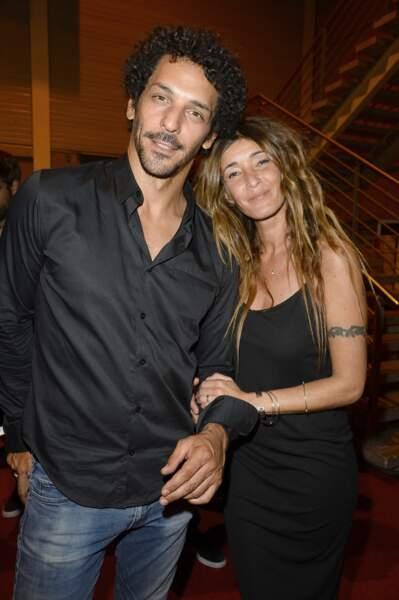 Tomer Sisley et Karine Machado