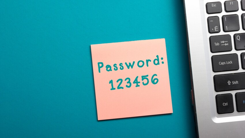 Le top des mots de passe les plus utilisés (et donc à éviter !)