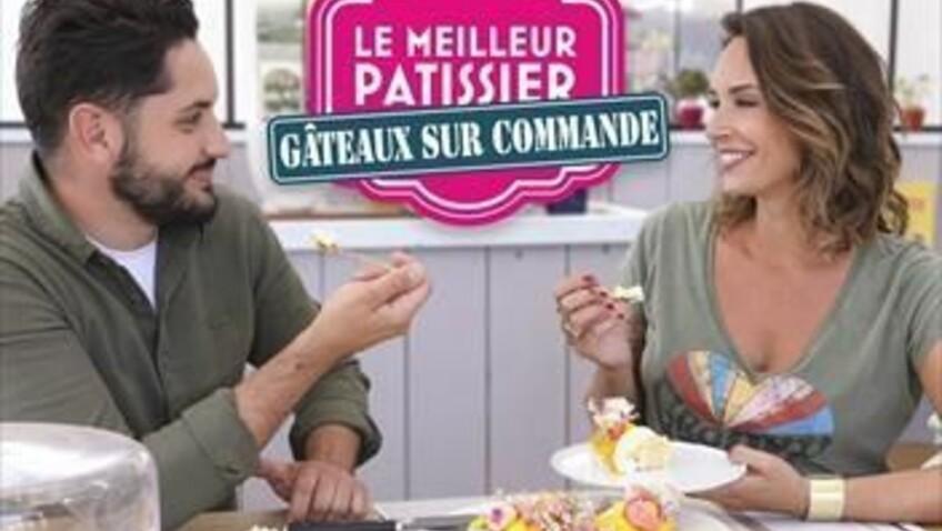 Le Meilleur Pâtissier : la recette de la mousse au chocolat blanc en forme de fraise de Merouan Bounekraf