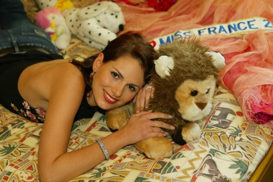 Laetitia Bléger - Miss France 2004
