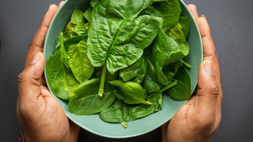 Épinard : quels sont ses bienfaits santé et comment le cuisiner ?
