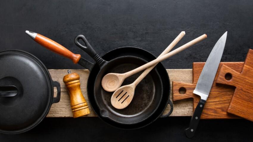 La liste du matériel indispensable pour cuisiner selon Philippe Etchebest