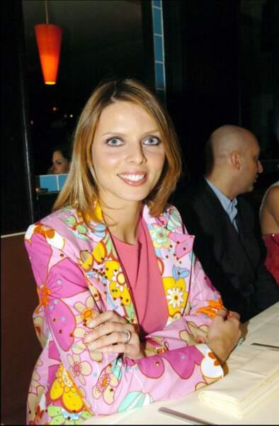 Sylvie Tellier - Miss France 2002
