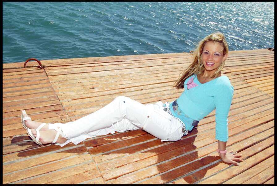 Élodie Gossuin - Miss France 2001