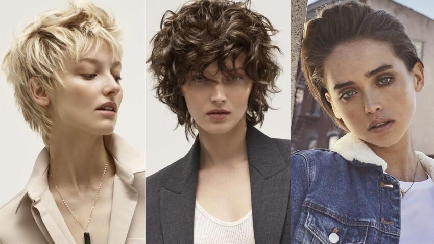 25 idées coupes de cheveux pour changer radicalement de tête