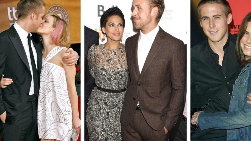 Ryan Gosling : ces femmes plus âgées pour lesquelles il a craqué -  PHOTOS
