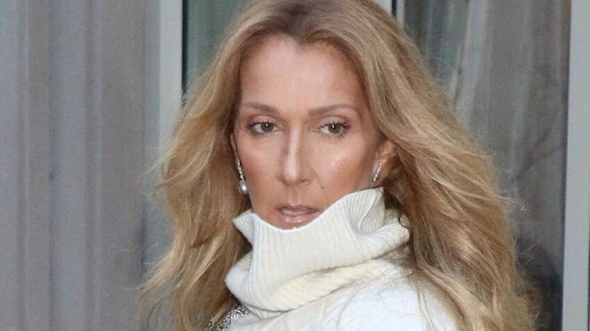 Céline Dion incendiaire : elle se dévoile dans une tenue entièrement mouillée (oh la la !)