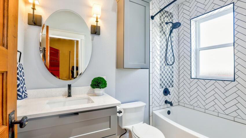 5 astuces pour optimiser l'espace dans une petite salle de bain