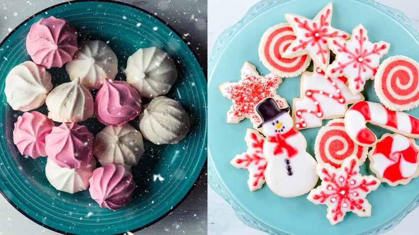 6 biscuits de Noël à croquer