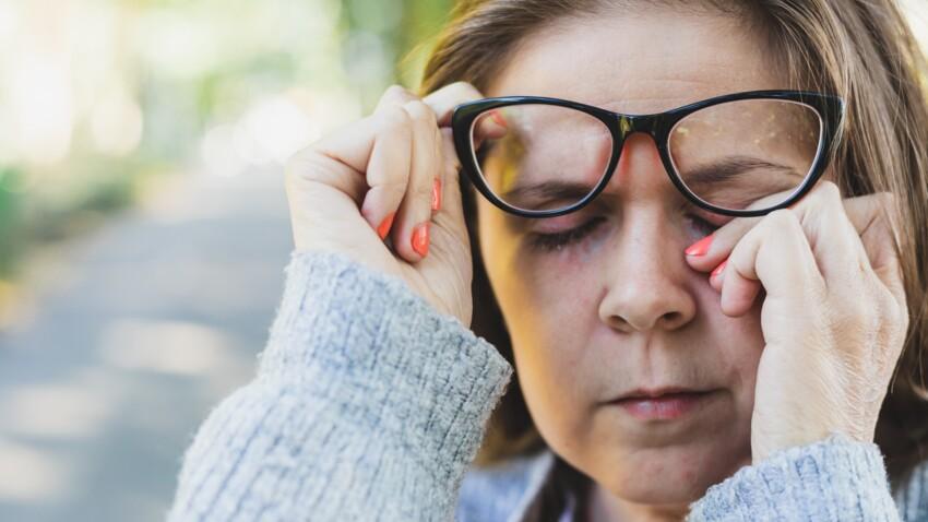 Blépharospasme: quand faut-il s'inquiéter en cas de tressautement des paupières?