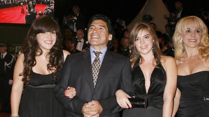 Mort de Diego Maradona : qui sont les femmes qui ont marqué sa vie ?