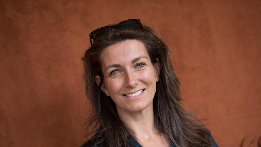 """""""Il a fumé la moquette"""" : Anne-Claire Coudray s'explique (enfin) sur sa bourde lâchée en direct sur TF1"""