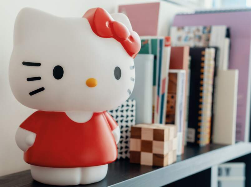 Lampe décorative Hello Kitty