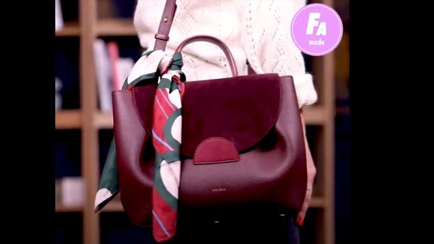 Tuto - Foulard : 8 façons de le porter avec style