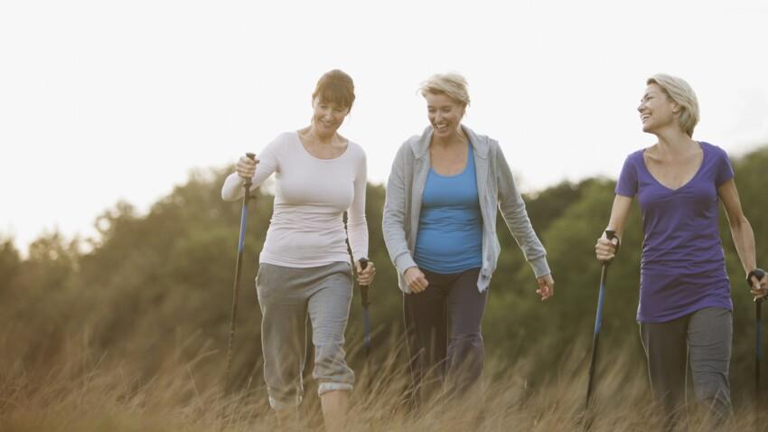 Marche : plus elle est rapide, plus vous protégez votre cœur