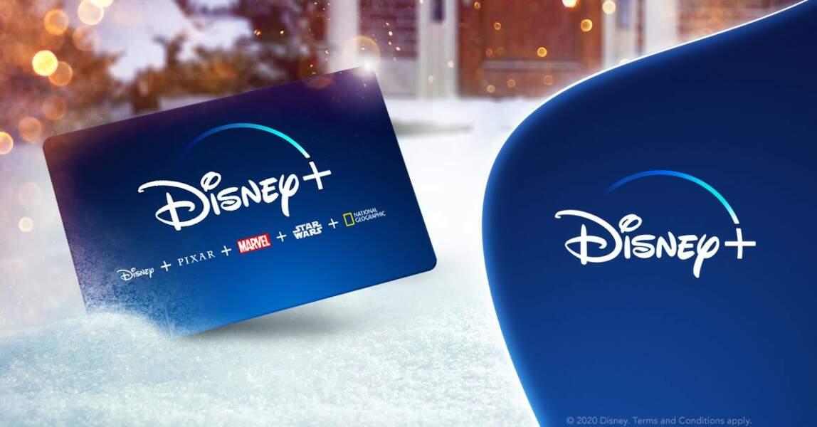 Abonnement Disney+