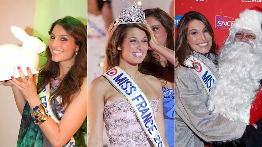 Laury Thilleman : retour en images sur son règne de Miss France 2011 - PHOTOS