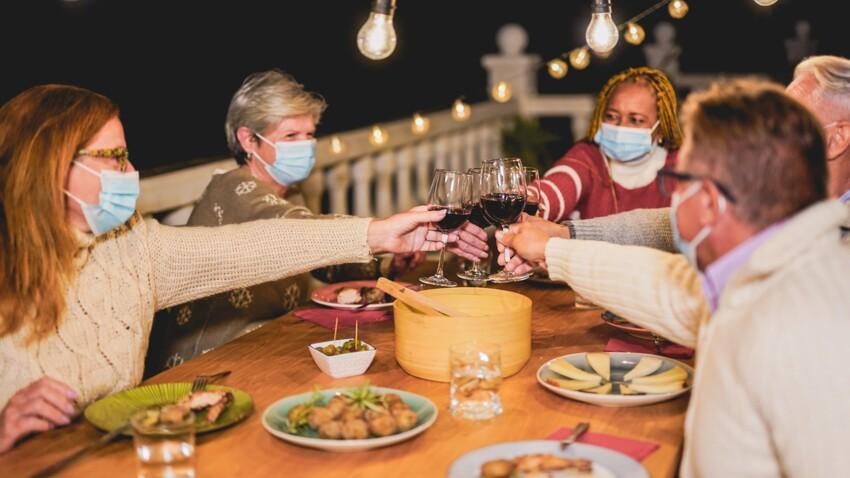 Tests antigéniques ou PCR, quarantaine préventive : comment être sûr de ne pas contaminer sa famille à Noël ?