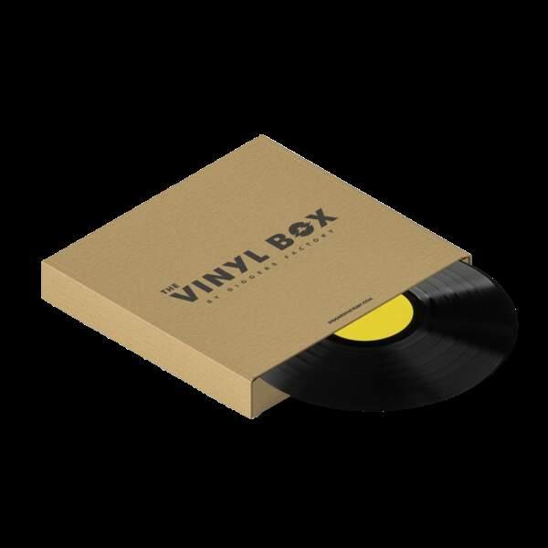 Diggers Factory : Box Vinyle