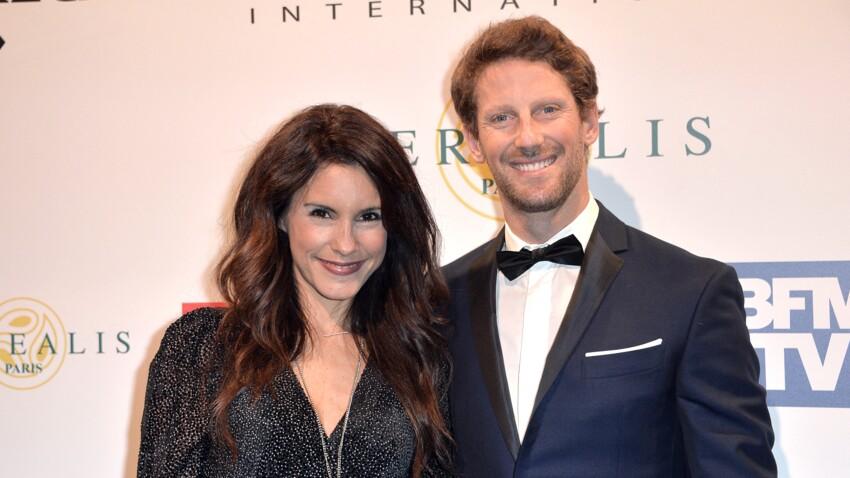 Marion Jollès : son mari Romain Grosjean victime d'un violent accident